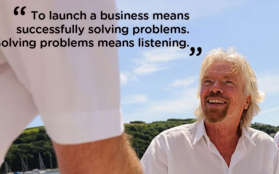Les 7 règles d'or du Service Clients de Richard Branson (PDG Virgin)