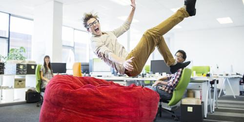 C'est prouvé, être heureux au travail améliore la productivité