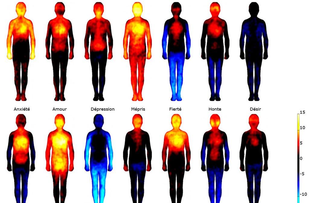 Cartographie humaine des émotions