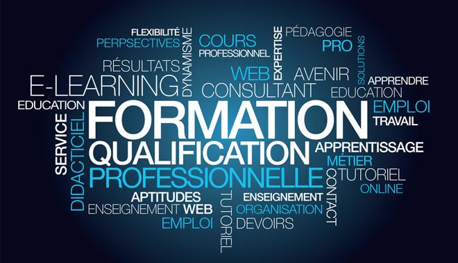 80% des entreprises pensent que la formation professionnel est un enjeux stratégique…