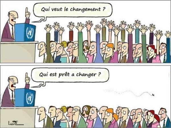 Gérer le changement ou changer de gestion du changement ?