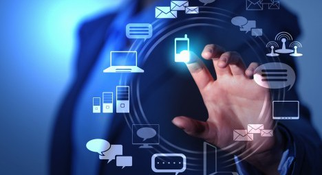 Le numérique est un facteurde croissance des entrepriseset du bien-être de leurs salariés