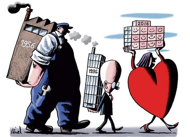 Quand les entreprises embaucheront des cœurs…
