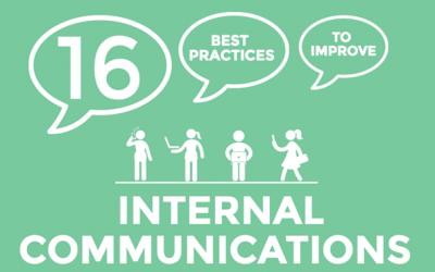 Engagement des collaborateurs : les 16 piliers de la communication interne