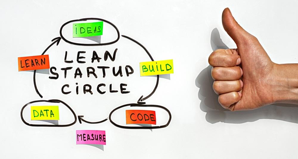 Adoptez le «lean startup»ou la stratégie d'innovation sobre