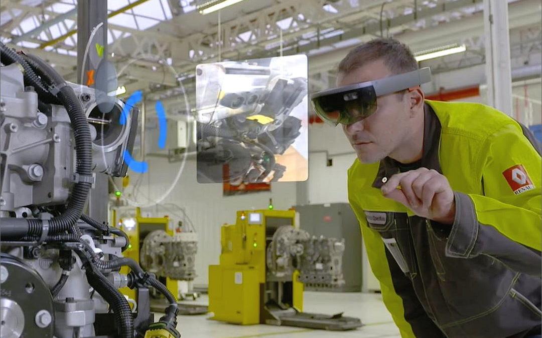 Les lunettes de réalité mixte s'imposent dans les entreprises