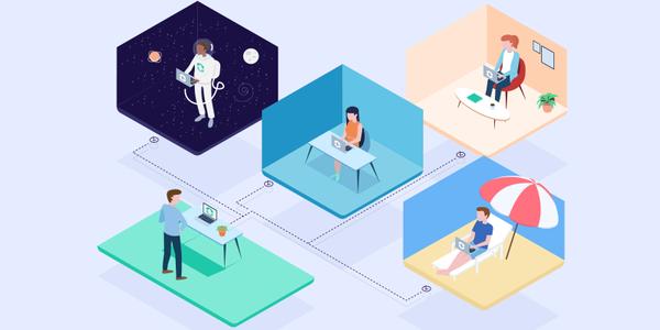 Comment créer des équipes à distance, autonomes et alignées sur des objectifs communs ?