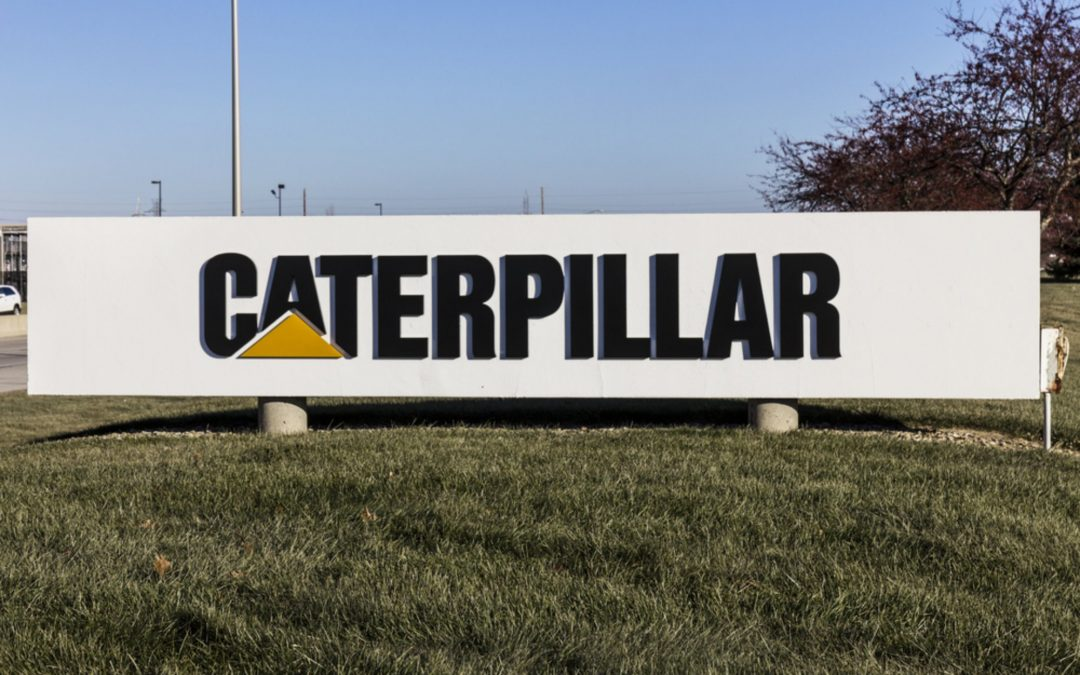 Le ROI des initiatives de Caterpillar dans l'IoT et le Big Data