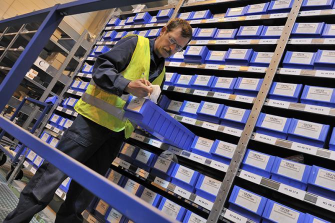Planification des pièces de rechange : le chaînon manquant des systèmes ERP