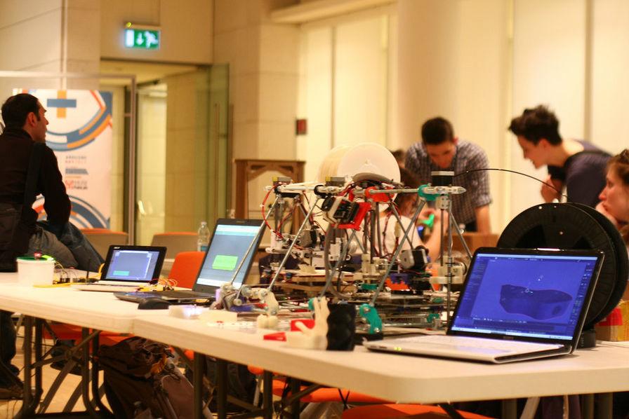 La réparation par impression 3D, modèle d'affaires à creuser pour les Fablabs